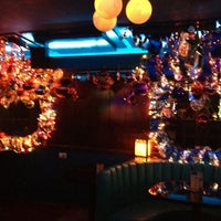 Photo taken at The Blue Room by Julie Christine Dell'Aquila on 12/12/2012