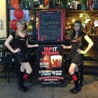 Photo taken at Irish Republic, Ale House by Joe W. on 3/27/2013