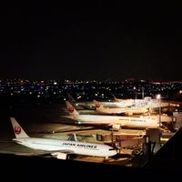 Photo taken at HND Terminal 1 by Benedict L. on 7/28/2013