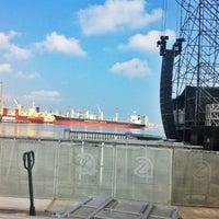 Photo taken at Puerto de Veracruz by Jerry B. on 2/9/2013