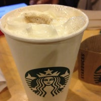 Photo taken at Starbucks by Sparkle on 1/5/2013