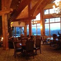 Photo taken at Crowne Plaza Resort Lake Placid-Golf Club by Joe S. on 9/29/2012