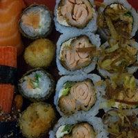 Photo taken at Nihon Sushi by Alice V. on 5/1/2013