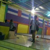 Photo taken at Arrayan Futsal by Faqih J. on 9/29/2012