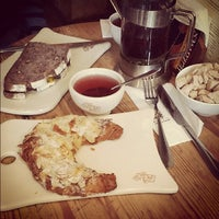 Photo taken at Le Pain Quotidien by Surfer on 10/16/2012