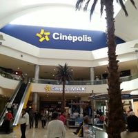 Photo taken at Cinépolis by Hector M. on 1/13/2013