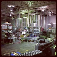 Photo taken at Captain Lawrence Brewing Company by Kevin on 10/6/2012