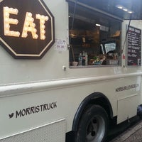 Photo taken at Morris Grilled Cheese Truck by j d. on 5/8/2013