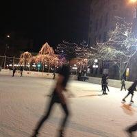 Photo taken at Landmark Plaza by Shawn Z. on 12/7/2012