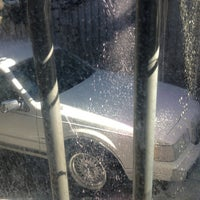 Photo taken at Uptown Touchless Car Wash by Steve R. on 1/22/2013