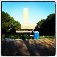 Photo taken at Museo del Traje by David V. on 4/17/2013