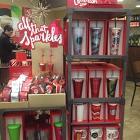 Photo taken at Starbucks by Julie F. on 11/12/2014