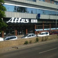 Photo taken at Kino Atlas by Жанна К. on 6/17/2013