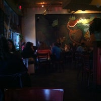 Photo taken at Pad Thai Grand Cafe by Erin on 9/30/2012
