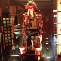 Photo taken at Wasabi Running Sushi & Wok Restaurant by Ferenc on 12/11/2012