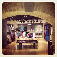 Photo taken at Niketown Los Angeles by Patrick C. on 11/8/2012
