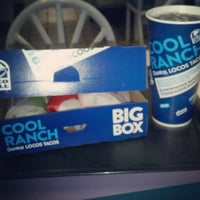 Photo taken at Taco Bell by Philip L. on 3/8/2013