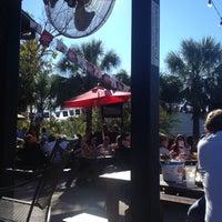 Photo taken at Cedar Creek Café, Bar & Grill by Queen on 10/28/2012