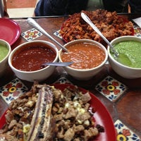 "Photo taken at Taquería La Lupita ""Ayuuk"" by Luis Alfonso on 1/5/2013"