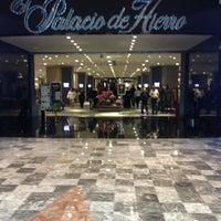 Photo taken at El Palacio de Hierro by Luca on 11/18/2012