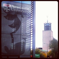 Photo taken at Newcastle University Students' Union by Samuel C. on 10/16/2012