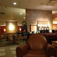 Photo taken at Saint Louis Bread Co. by Haslindawati H. on 12/27/2012