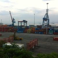 Photo taken at Pelabuhan Panjang by Handy Ramli on 8/30/2013
