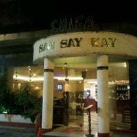 Photo taken at Chifa San Say Kay by rrrogelio on 9/10/2011