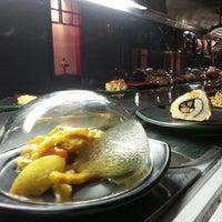 Photo taken at Wasabi Running Sushi & Wok Restaurant by Milan S. on 3/18/2013