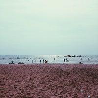 Photo taken at Port Dickson Beach by Adrian C. on 12/27/2013