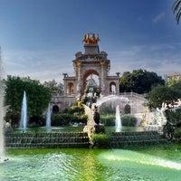 Photo taken at Parc de la Ciutadella by Igor T. on 7/21/2013