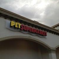 Photo taken at Pet Supermarket by PVG on 2/24/2013