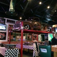 Photo taken at Quaker Steak & Lube® by William O. on 2/1/2013