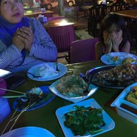 Photo taken at Juara Seafood by amanda m. on 12/9/2015