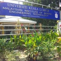 Photo taken at Universiti Kuala Lumpur MIMET by Najwa H. on 1/25/2014