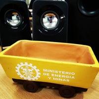 Photo taken at Ministerio de Energía y Minas by Cesar A. on 8/6/2015
