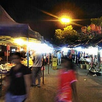 Photo taken at Pasar Malam Putra Perdana by Muaz M. on 9/23/2012