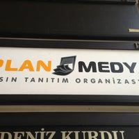 Photo taken at Plan Medya Basın Tanıtım Organizasyon by Kemal B. on 3/25/2013