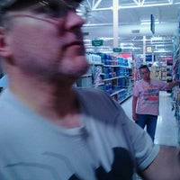 Photo taken at Walmart Supercenter by Bill O. on 5/25/2013