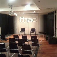 Photo taken at Fnac by Giorgio C. on 10/7/2012