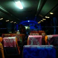 Photo taken at Pool Bis Raya Pulogadung by Haris E. on 4/18/2013