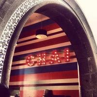 Photo taken at Chai by Richard J. on 9/21/2012
