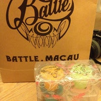 Battle . Macau