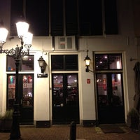 Photo taken at Grand Cafe Halewijn by Joet H. on 11/17/2013