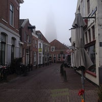 Photo taken at Grand Cafe Halewijn by Joet H. on 10/12/2014