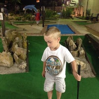 Photo taken at Mr. Tee's Putt & Play by Chuck on 6/23/2014