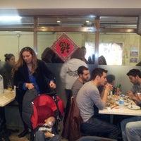 Photo taken at Zhou Yulong (El Restaurante Chino de Plaza de España) by Viviane E. on 3/23/2013