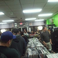 Photo taken at Darkside Records & Gallery by Tracey W. on 11/24/2012