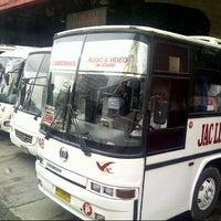 Photo taken at JAC Liner Inc. (Pasay Terminal) by Riri J. on 9/21/2012