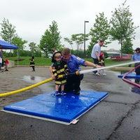 Photo taken at Fire Station, Company 22 by Dana on 5/19/2013